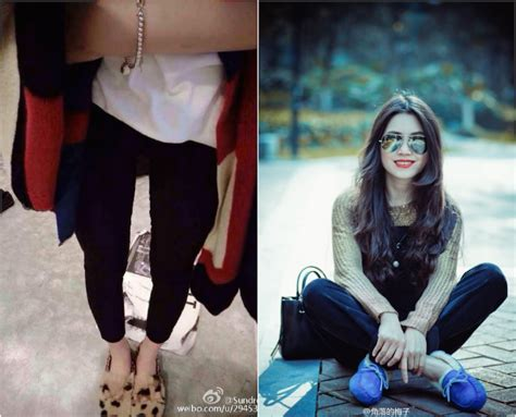 wearing slippers china s shoe trend is wearing slippers outside the