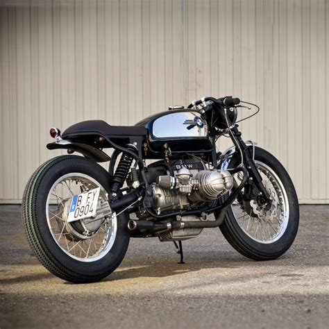 Classic Bmw Motorcycles by Customizing A Classic Crd S Bmw R80st Bike Exif