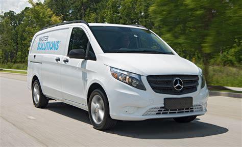 mercedes minivan let s ride out 2016 mercedes benz metris cargo van