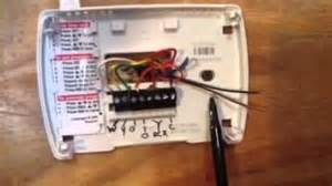 honeywell thermostat rth3100c wiring diagram get free image about wiring diagram
