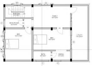 north facing floor plans valine 30x40 west facing site vastu plan joy studio design