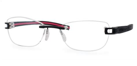 tag heuer reflex fold rimless 7646 eyeglasses tag heuer