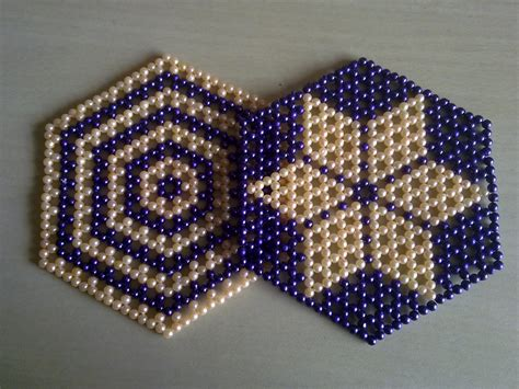 Beaded Table Mat by Beaded Mats Images Frompo 1