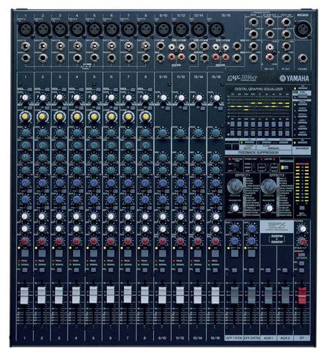 table de mixage lifier yamaha ヤマハ gt emx5016cf サウンドハウス