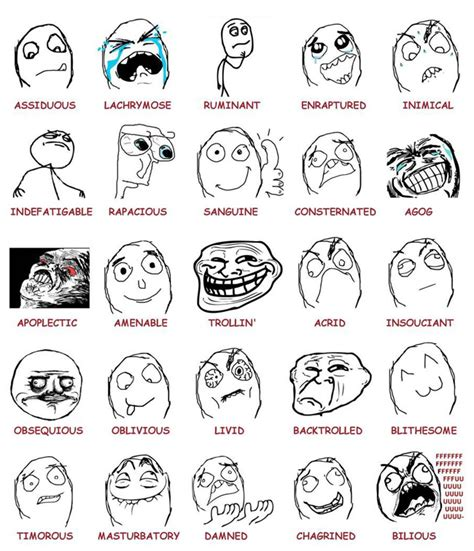 List Of Meme Faces - all memes image memes at relatably com