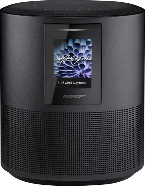 bose home speaker   built  amazon alexa  google assistant voice control triple