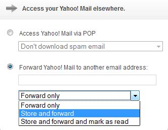 email yahoo verification how to set up auto email forwards from yahoo mail and hotmail