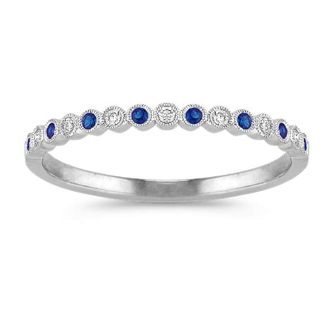 Wedding Bands With Sapphires And Diamonds by Wedding Bands Wedding Band With Sapphire