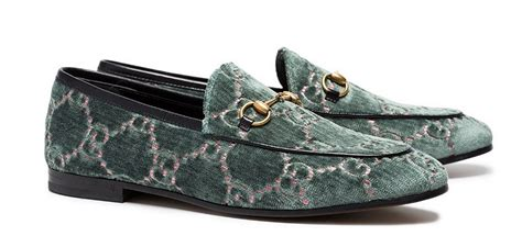 gucci loafers review gucci introduces the luxe jordaan logo embroidered