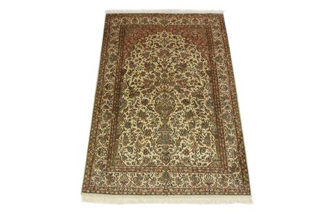 do rug silk rug beige green in 190x120 5140 22 buy at carpetido de