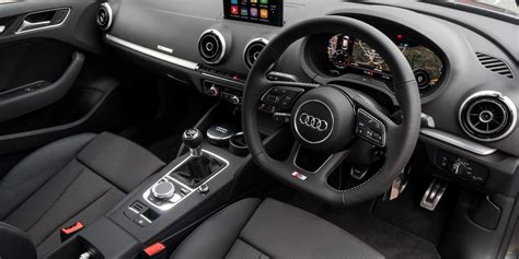 Audi A3 Sportback Tuning Innenraum by Audi A3 Sportback Specifications Carwow