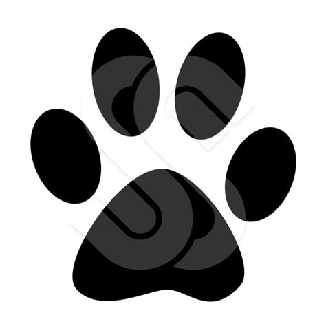 Best Photos Of Paw Print Silhouette Dog Paw Print Silhouette Black Dog Paw Print And Cat Paw Paw Print Silhouette