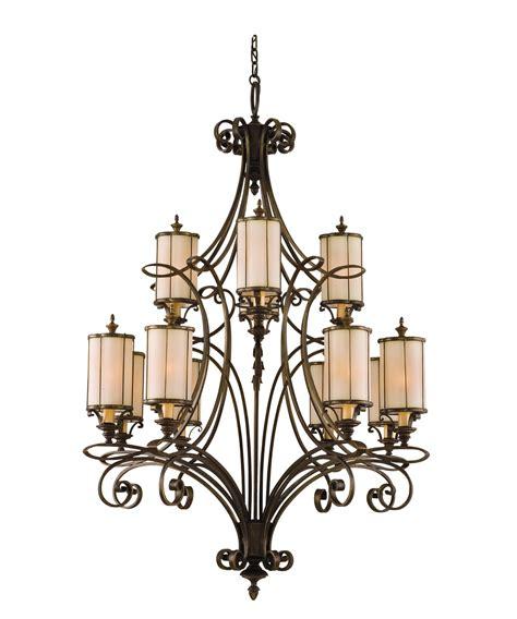 corbett lighting 112 012 montecito 42 inch chandelier - Large Foyer Chandelier