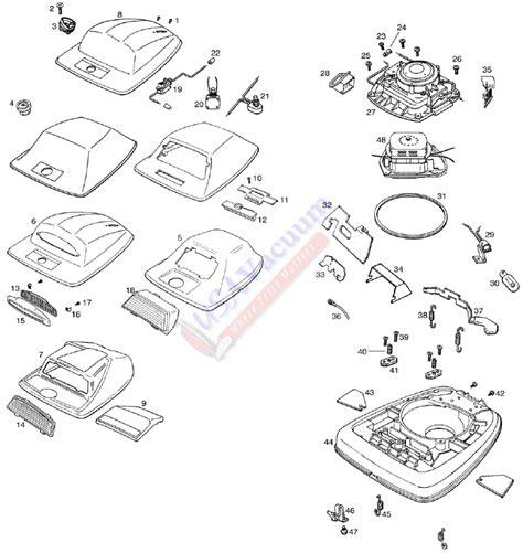 diagram eureka eureka 4870 parts diagram electrical and electronic diagram