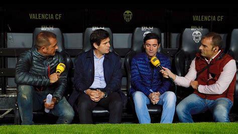valencia marcelino en el larguero podemos ganarle al - Cadena Ser Valencia Barcelona