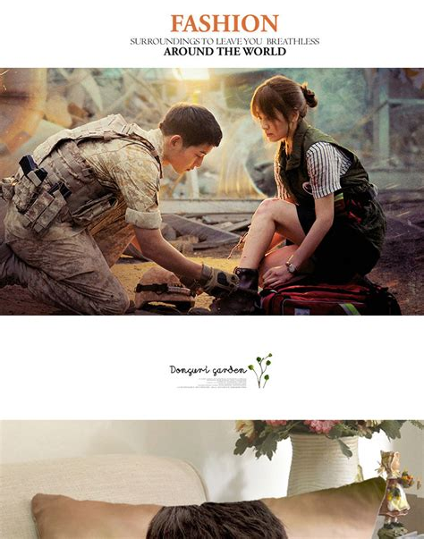021bfc Softcase Soldier Dots Descendants Of The Sun Iphone6 fashion multi color soldier pattern pillow cases dots descendants of the sun asujewelry