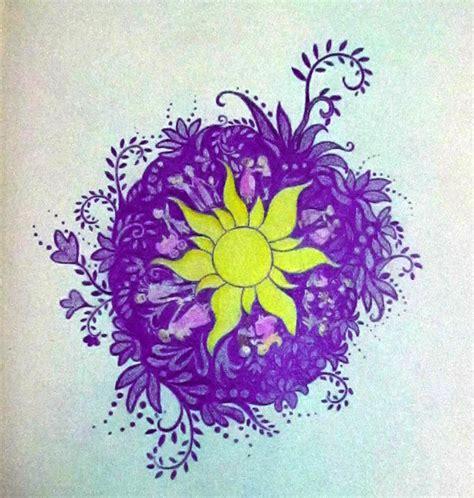 sol de rapunzel tangled chalk star by virvariel on deviantart