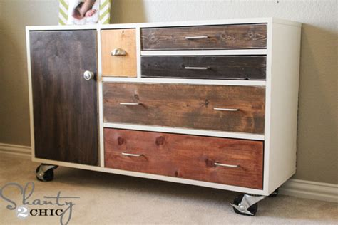 Build A Dresser by Diy Furniture Dresser Shanty 2 Chic