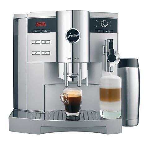 Jura Coffee Machine jura impressa s9 coffee machine