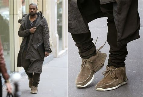 kanye west suede boots kanye west the brand