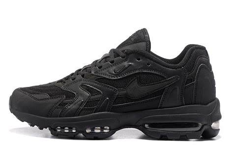 all black nike shoes for nike air max 96 all black shoes for