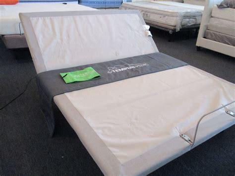 new gray tempur pedic ergo plus model adjustable bed bases w remote ebay