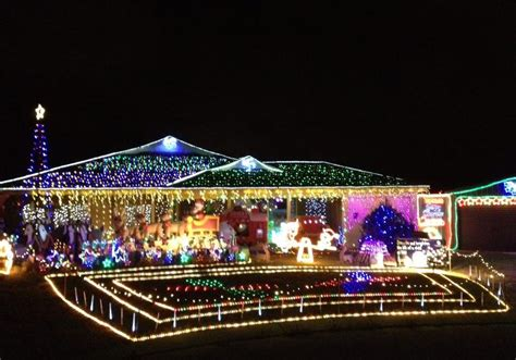 perth christmas lights lights perth