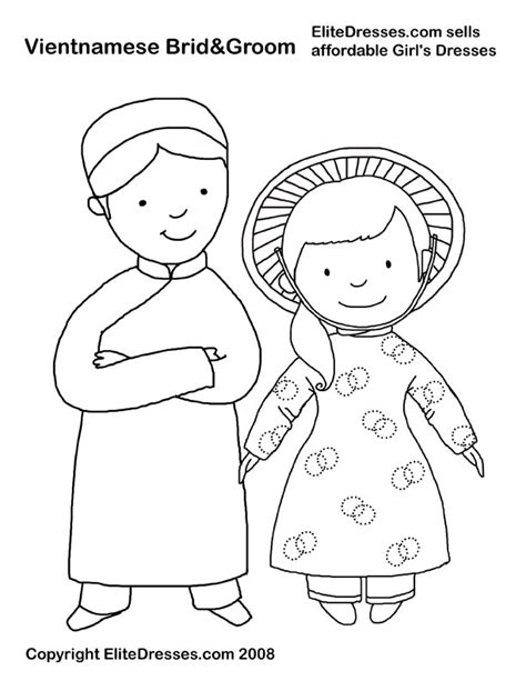 printable vietnamese alphabet traditional nepalese costume free colouring pages