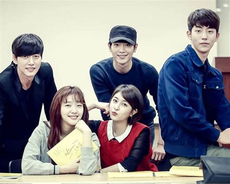 film drama korea cheese in the trap park hae jin cast at the cheese in the trap script