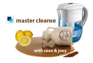Juice Master 3 Day Detox Pdf by Cooking With And Joey Master Cleanse Recipe