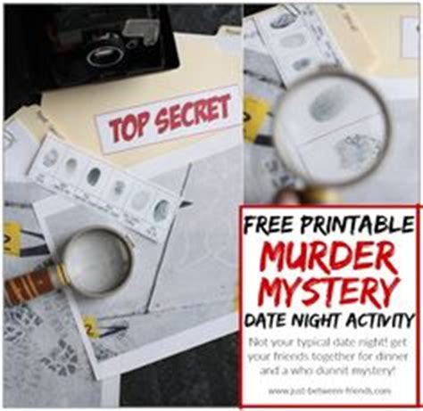 free downloadable murder mystery dinner holidays valentines on valentines free