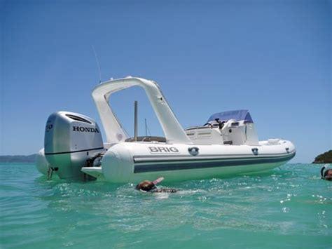 inflatable boats reviews australia brig eagle 780 rib rigid inflatable review trade boats