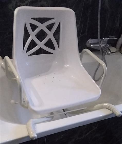 sedia girevole per vasca da bagno sedia girevole da vasca da bagno su secondamano it