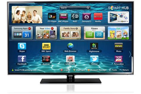 32 quot es5500 series 5 smart hd led tv samsung uk