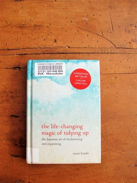 life changing magic art  tidying
