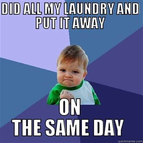 Laundry Meme - our family closet the coers family
