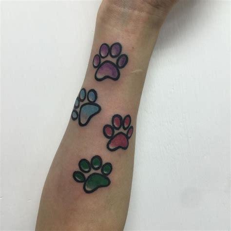 footprint tattoo designs ideas design trends