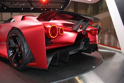 Nissan 2020 Objectives by 2020 Nissan Gt R Concept Vision Release Price