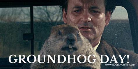 groundhog day years groundhog day 25 years on 500 days of