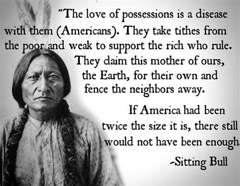 native american quotes about land ownership