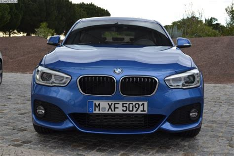 Bmw 1er M Sportpaket Blau by E90