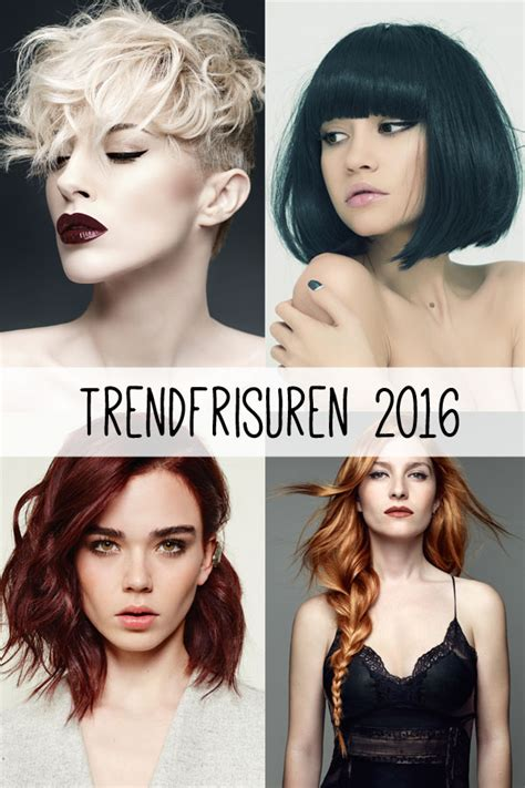 Aktuelle Haartrends 2016 by Top Frisuren 2016 Trendfrisuren 2016 Album Gofeminin