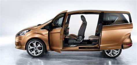 Auto Mit Schiebet Ren by Ford B Max Weltpremiere Mit Schiebet 252 R Spiegel Online