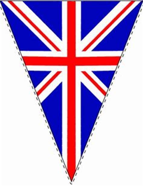 printable england flag bunting printable union jack flag clipart best