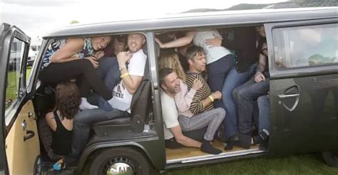 how many people can you seat at a 46 inch round how many people can you squeeze into a cervan