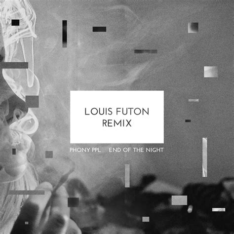 phony ppl end of the louis futon remix by the wavs