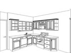 Planning Kitchen Cabinets Planning Ideas Small Kitchen Floor Plan Ideas Floor Plans For Kitchens Small Kitchen
