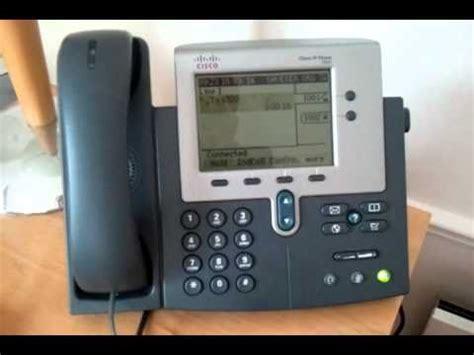 7940 phone cisco ip voip