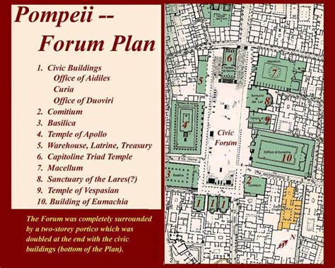 pompeii house plan hsc ancient history part 1 study cities of