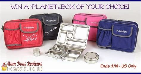 lunch box planner app top notch material planetbox giveaway